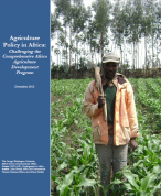 Agriculture Policy in Africa - Image