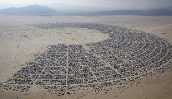 Burning Man - Nevada 2013