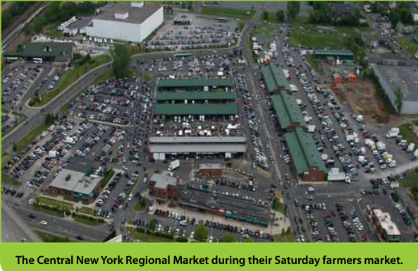Food Hub - Central New York Regional Market Saturday