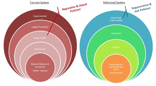 Food System Depiction
